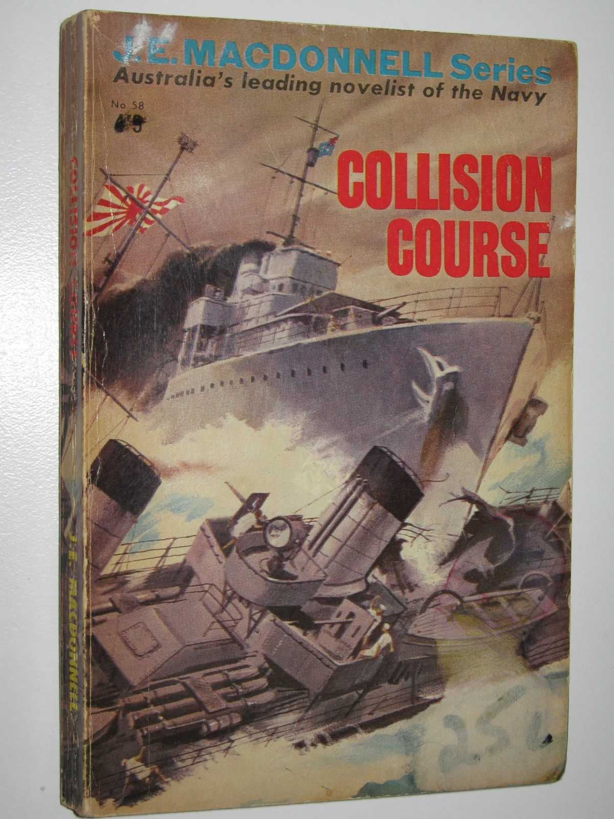 Image for Collision Course