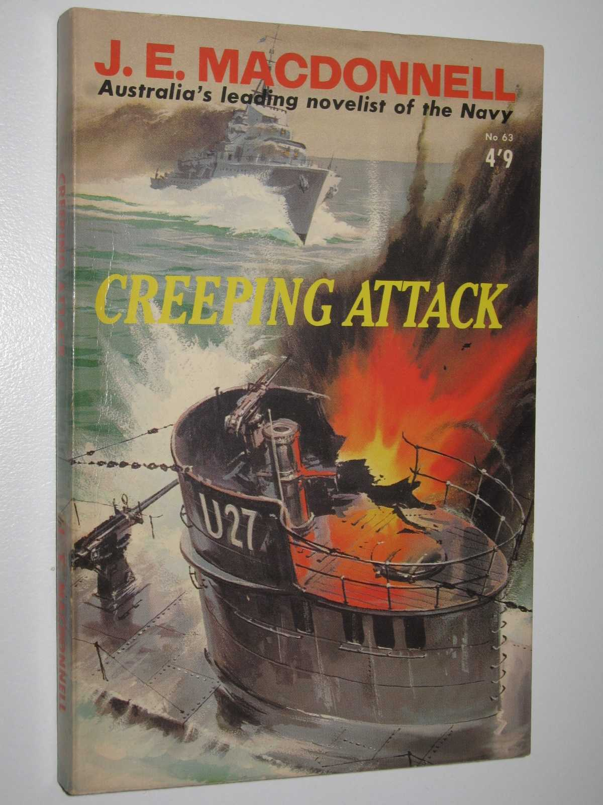 Image for Creeping Attack