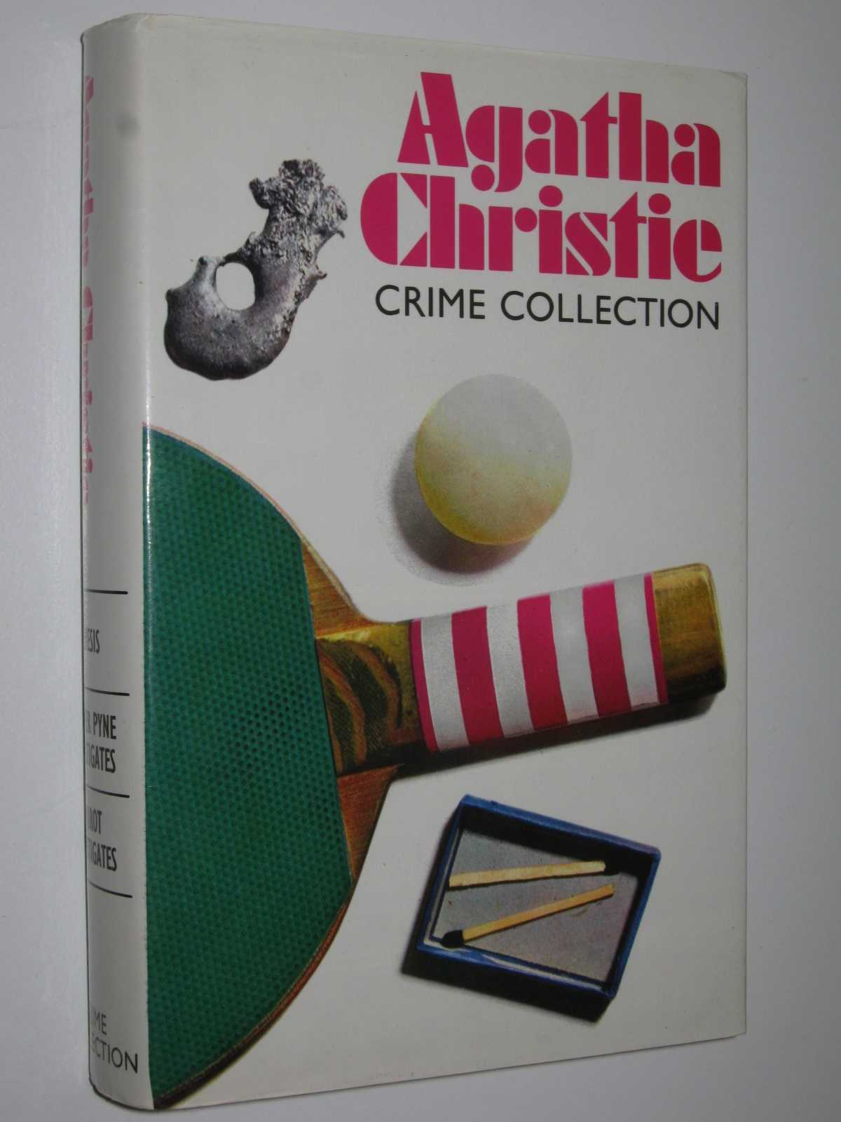 Image for Nemesis + Parker Pyne Investigates + Poirot Investigates - Agatha Christie Crime Collection Series #24
