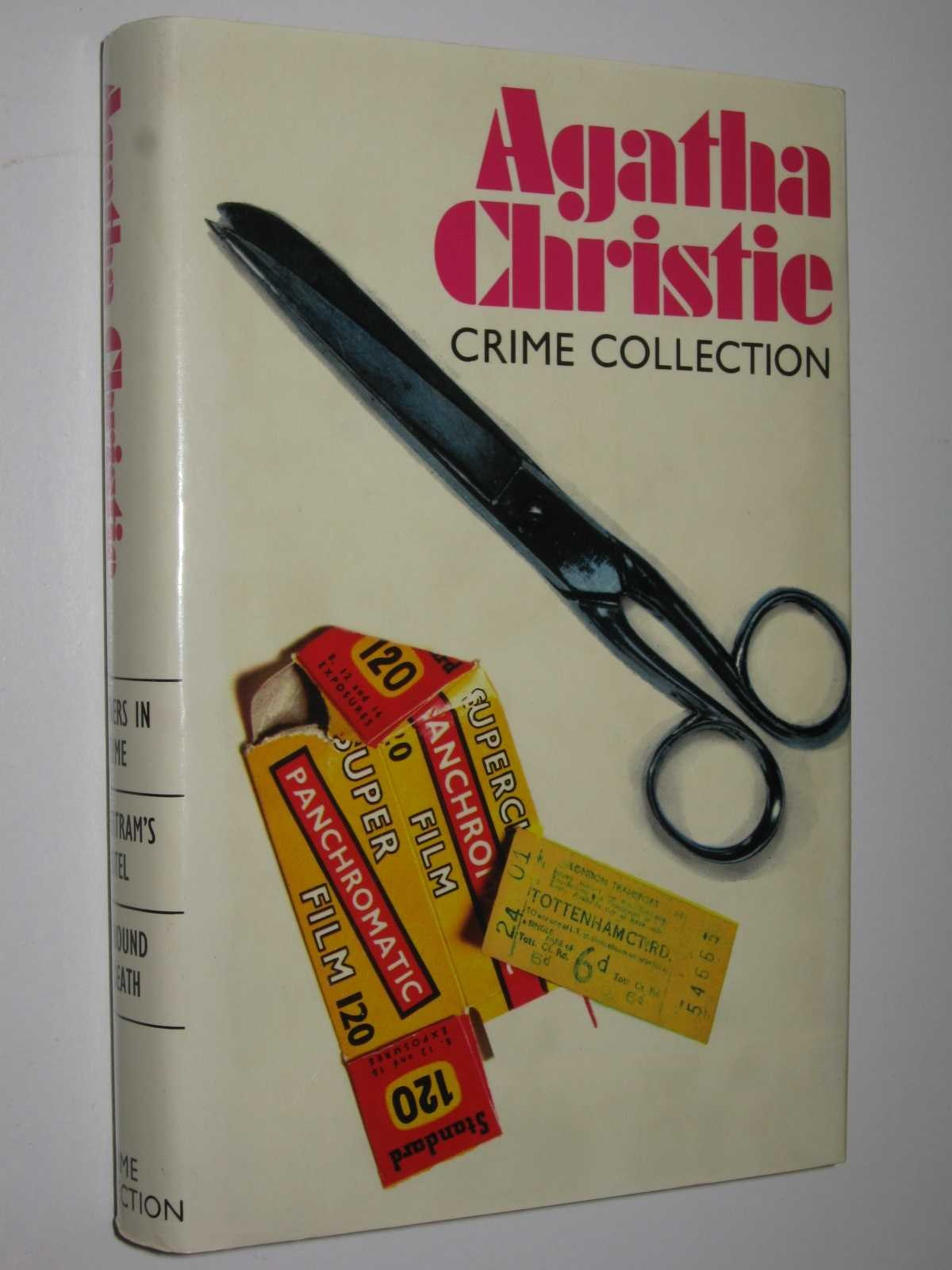 Image for Partners in Crime + At Bertram's Hotel + The Hound of Death - Agatha Christie Crime Collection Series #23