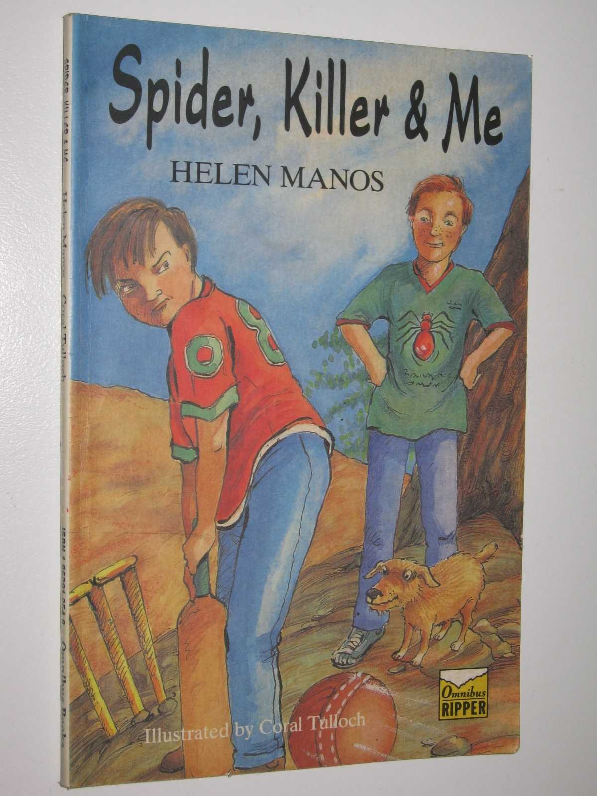 Image for Spider, Killer and Me