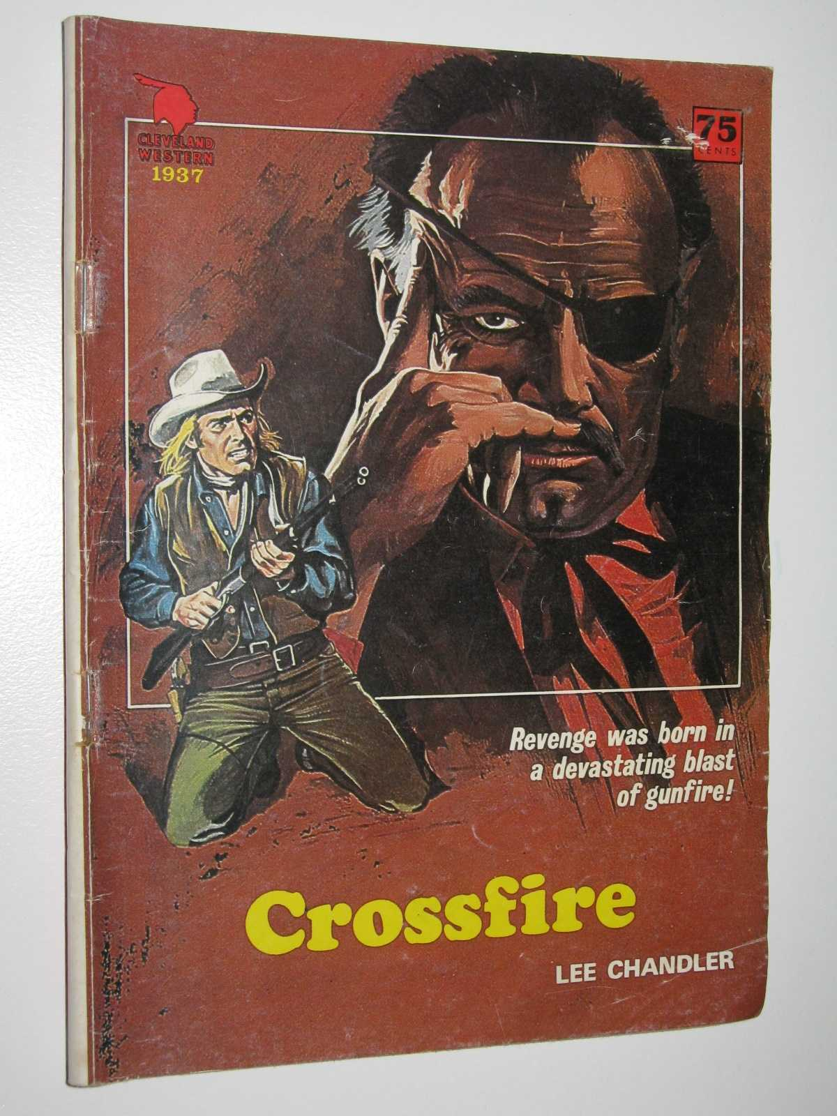 Image for Crossfire - Cleveland Western Series #1937