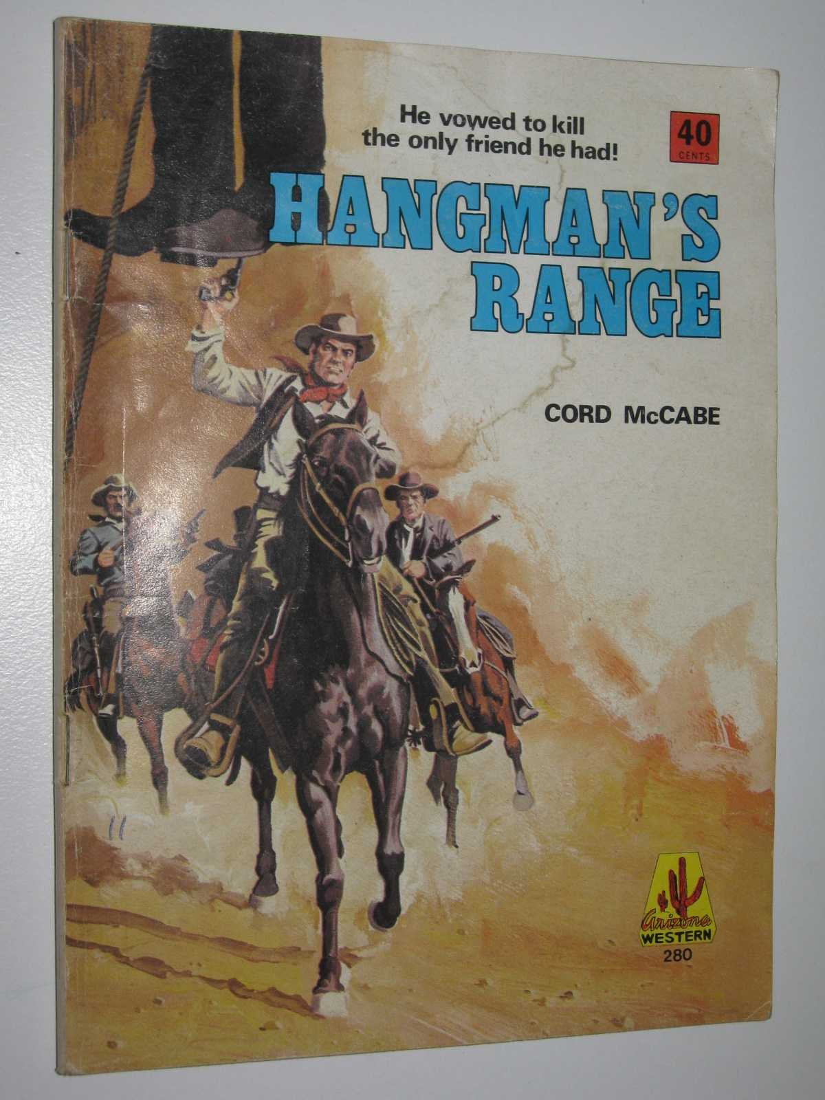 Image for Hangman's Range - Arizona Western Series #280