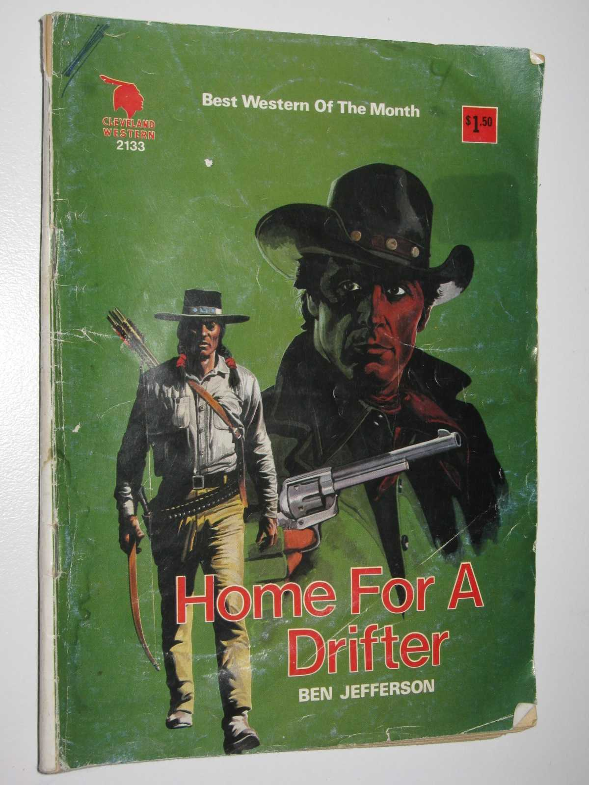 Image for Home for a Drifter - Cleveland Western Series #2133