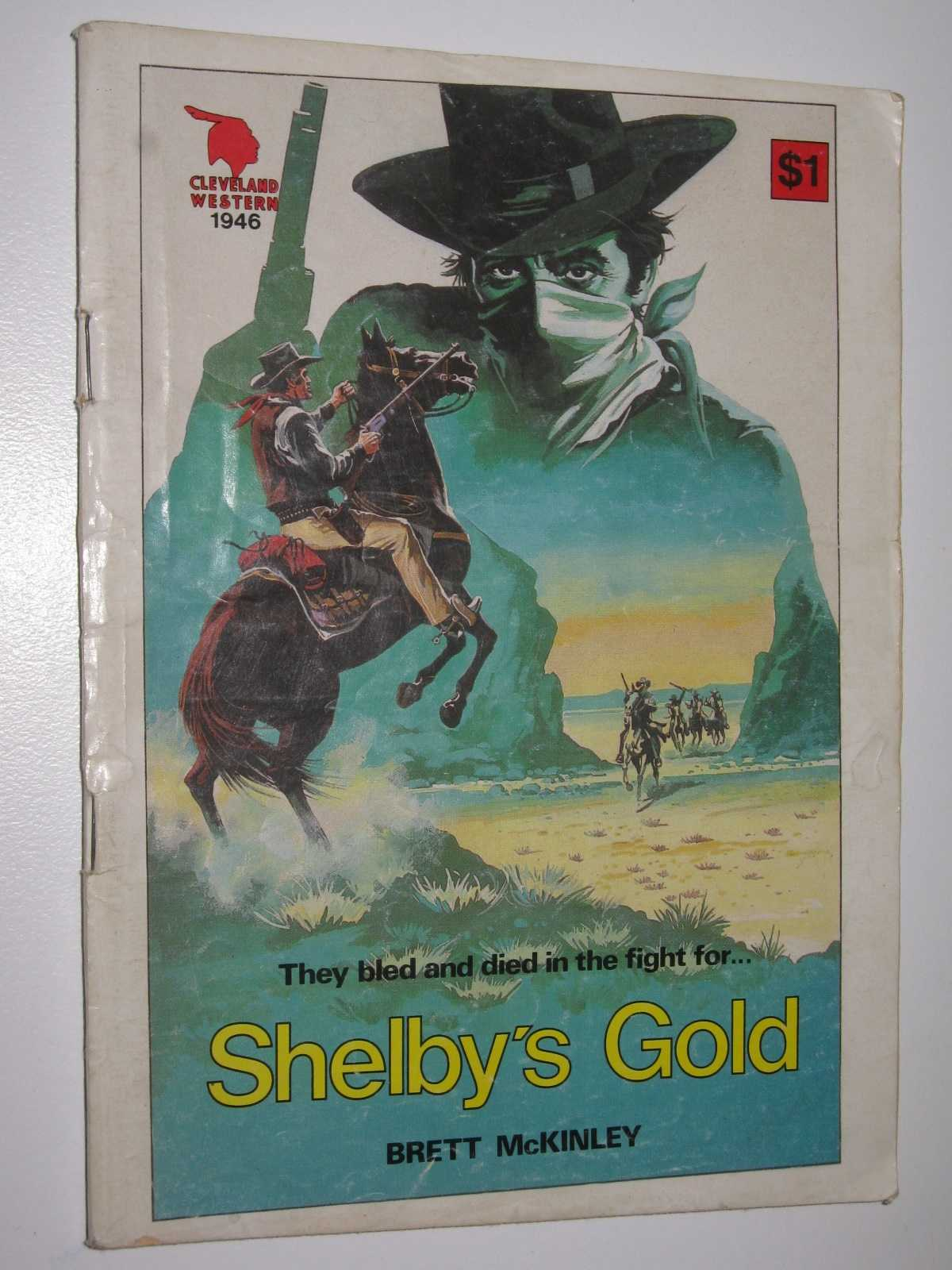 Image for Shelby's Gold - Cleveland Western Series #1946