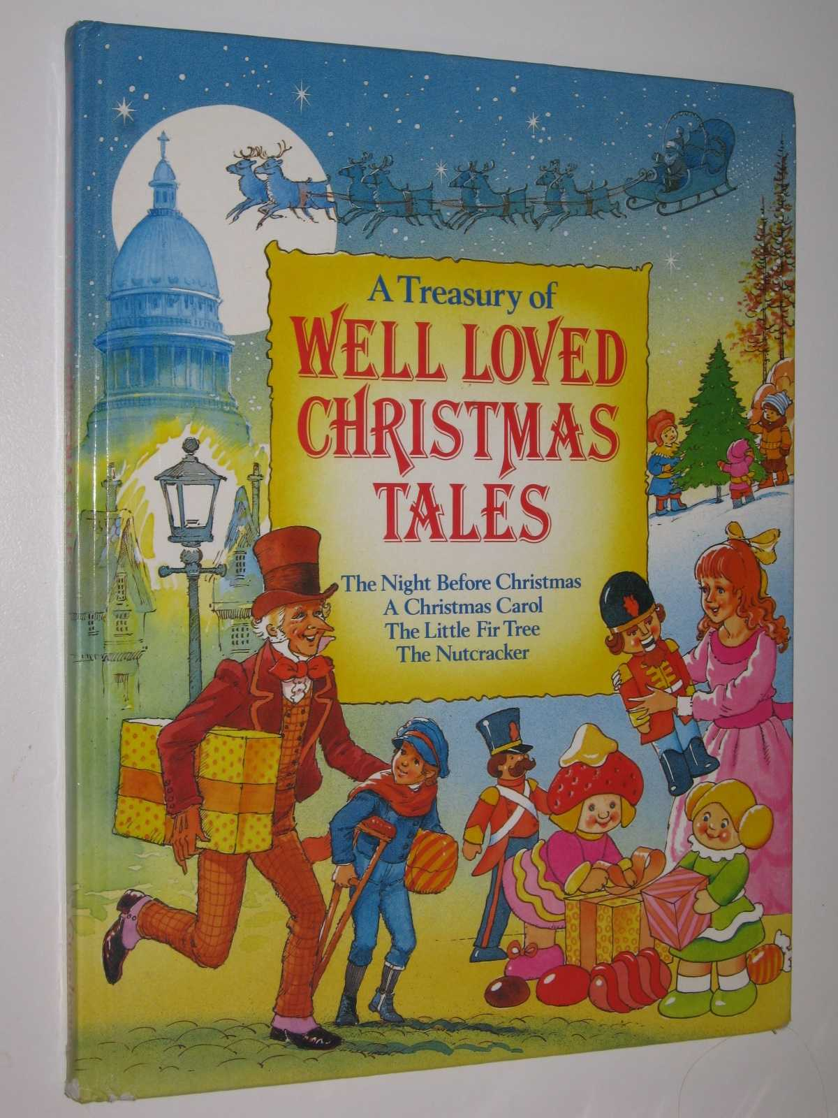 Image for A Treasury of Well Loved Christmas Tales