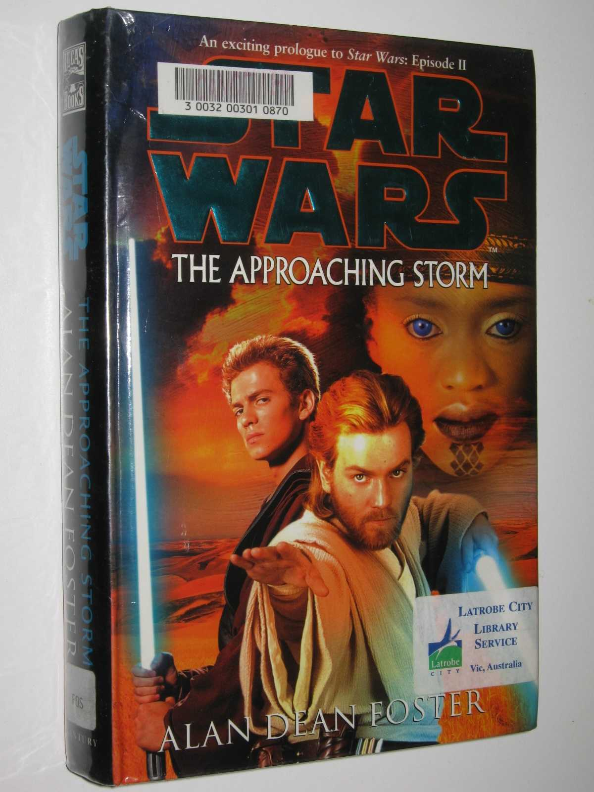 Image for The Approaching Storm - STAR WARS Series