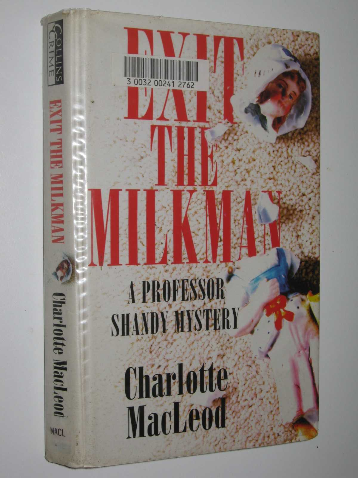 Image for Exit the Milkman - Professor Shandy Series
