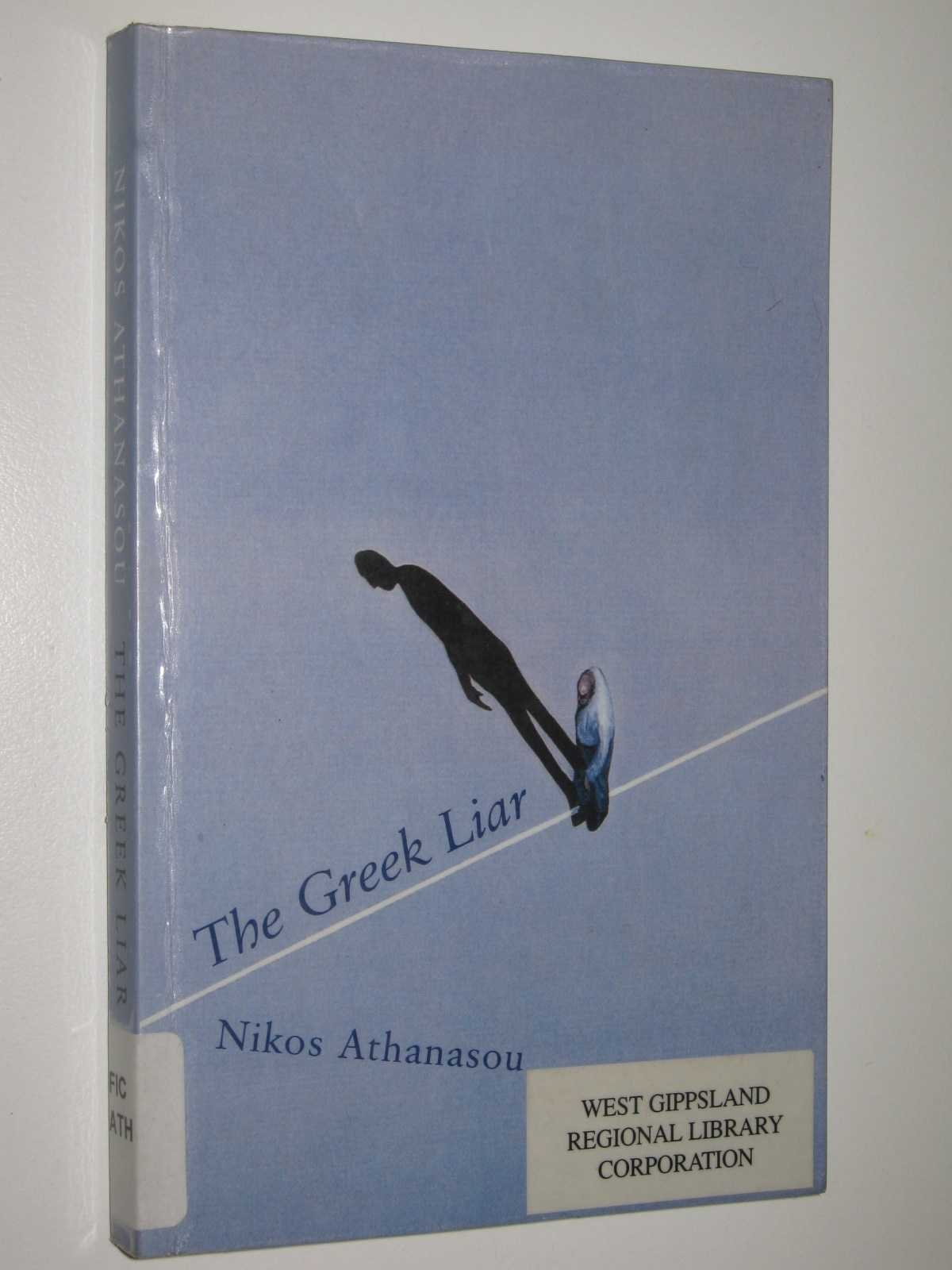 Image for The Greek Liar