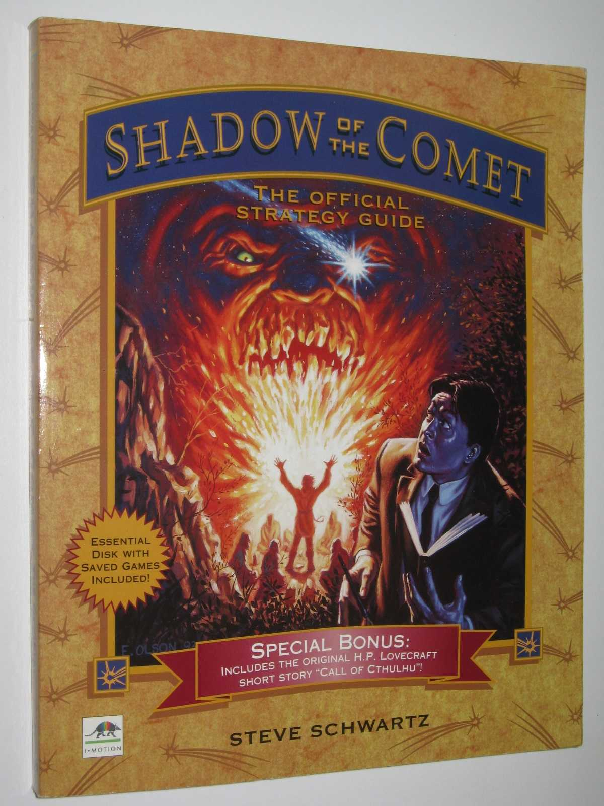 Image for Shadow of the Comet : The Official Strategy Guide