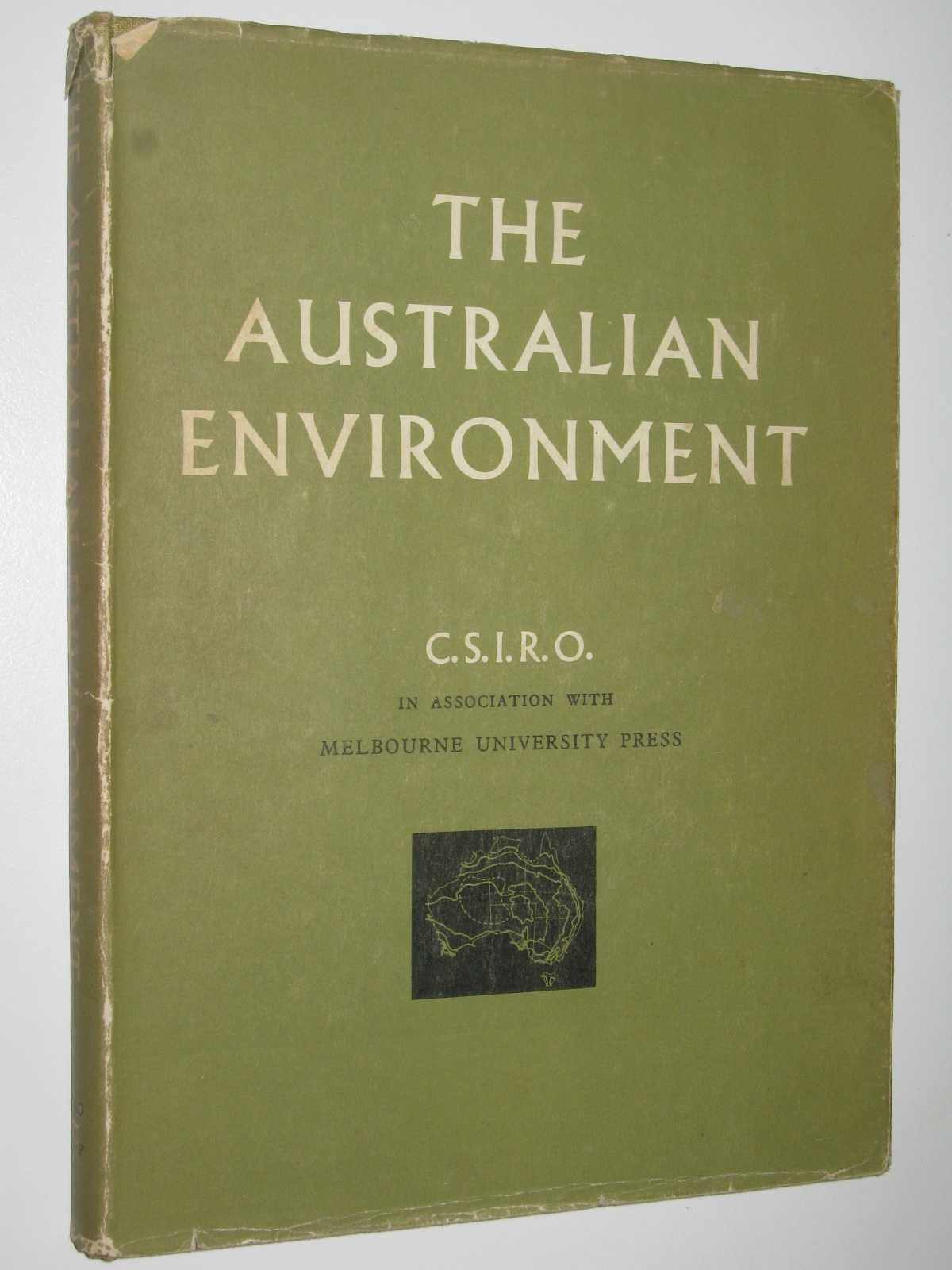 Image for The Australian Environment