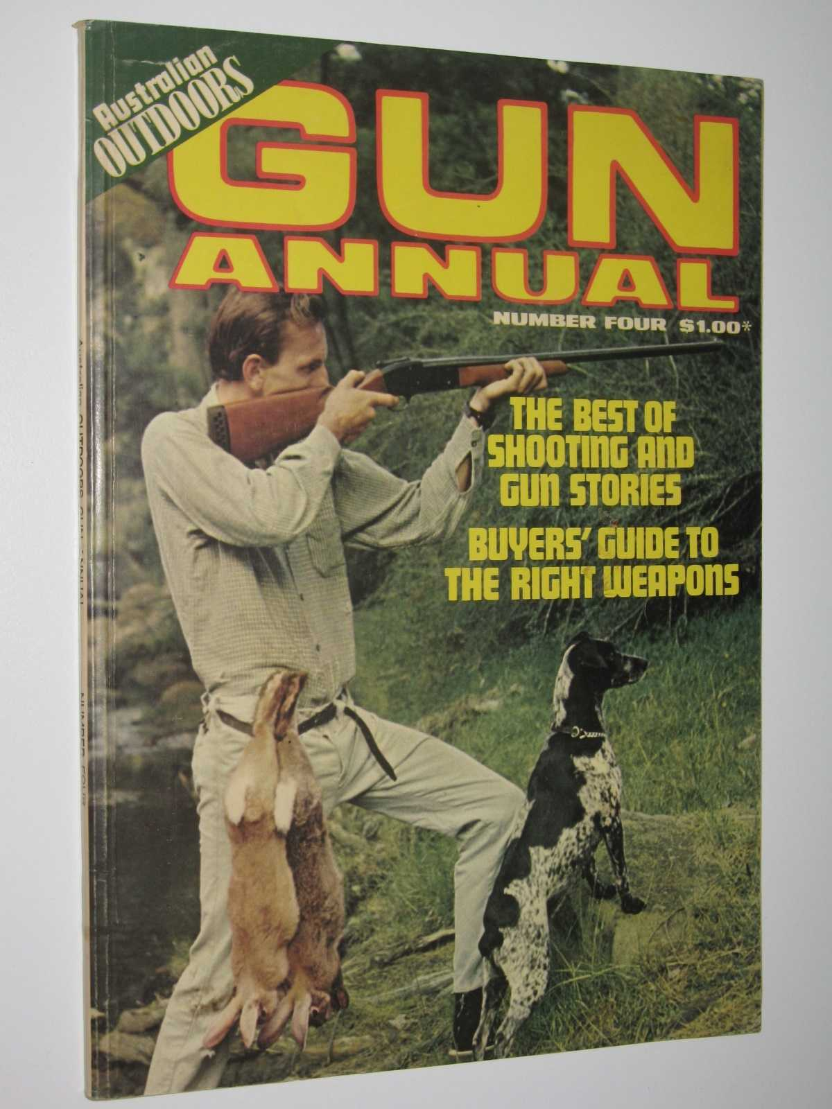 Image for Australian Outdoors Gun Annual Number Four