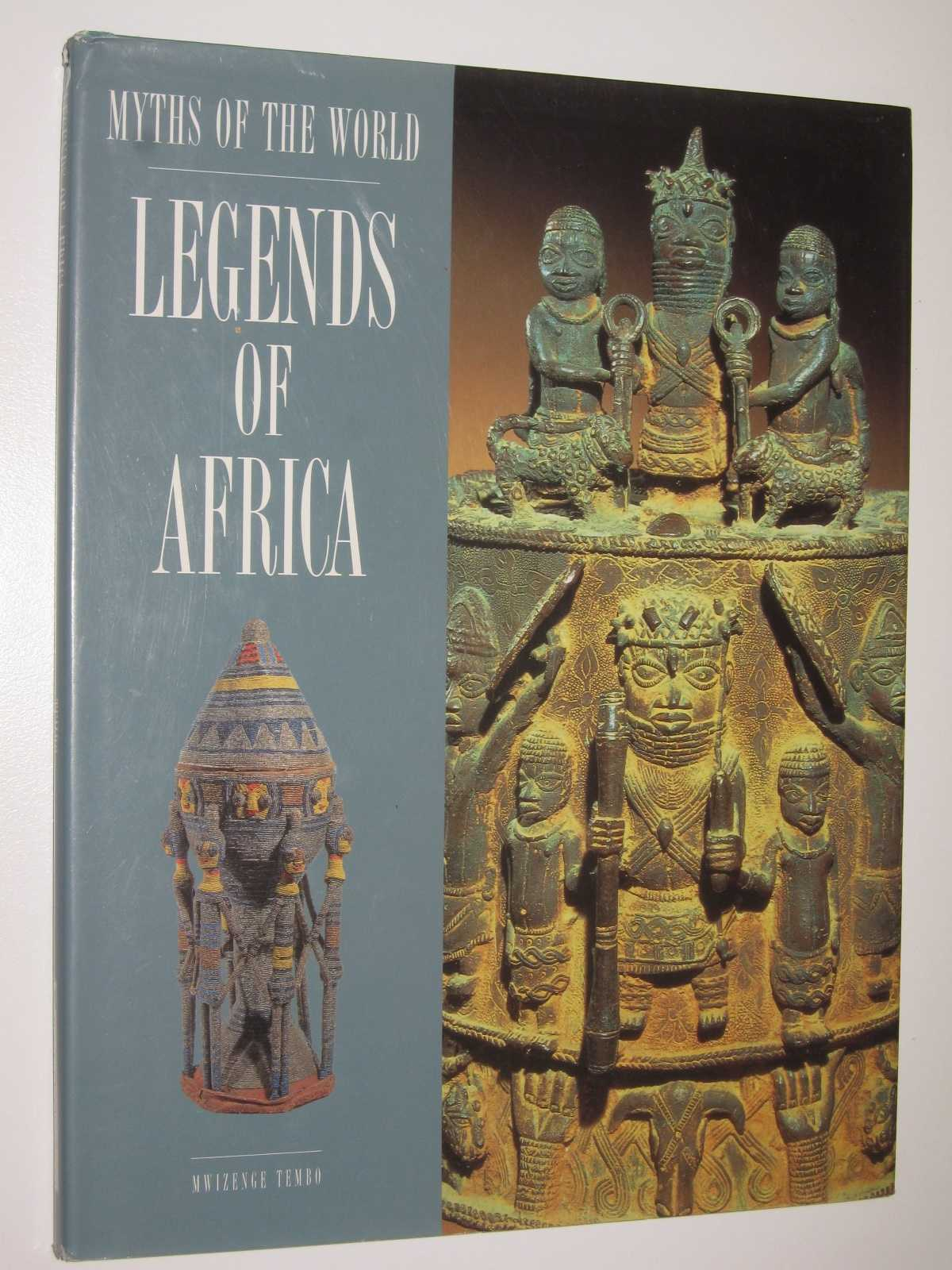 Image for Legends of Africa - Myths of the World Series