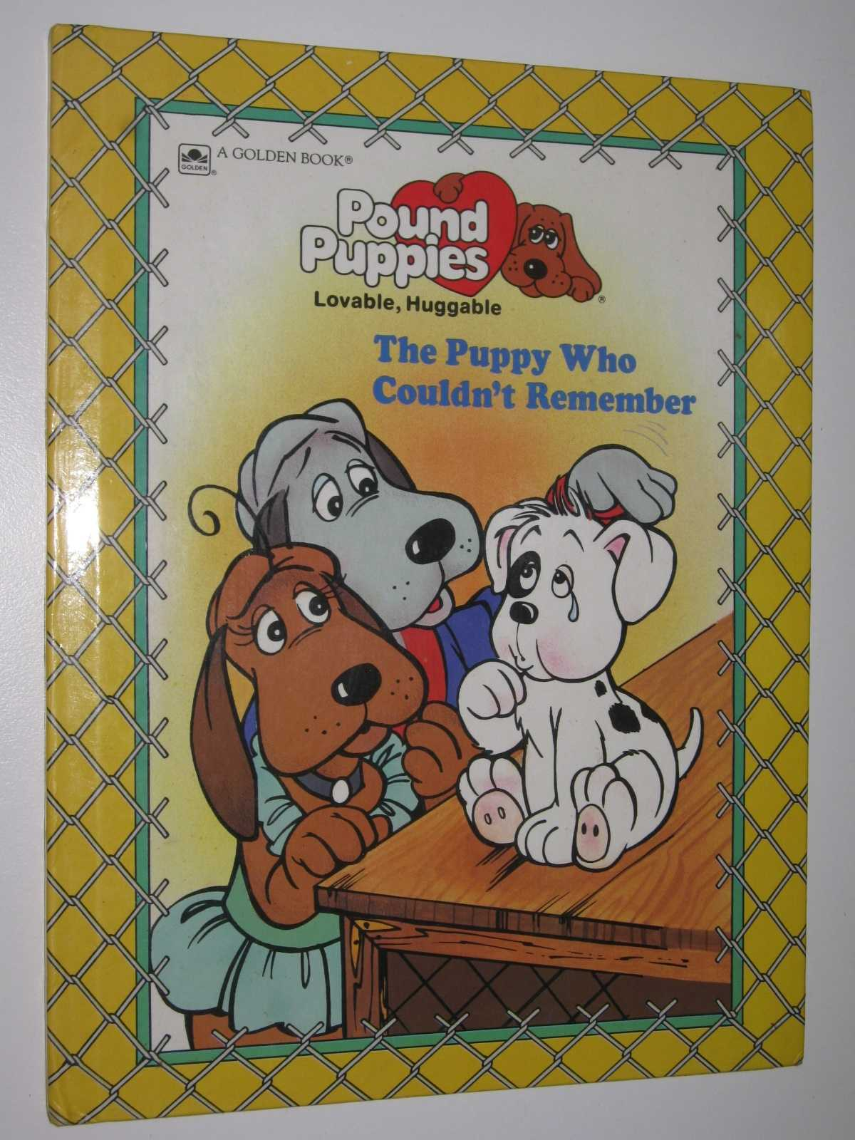 Image for The Puppy Who Couldn't Remember - Pound Puppies Series