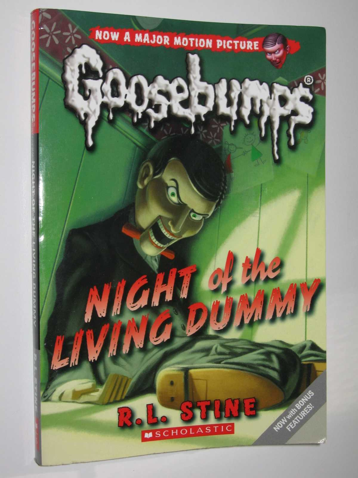 Image for Night of the Living Dummy - Goosebumps Series #7