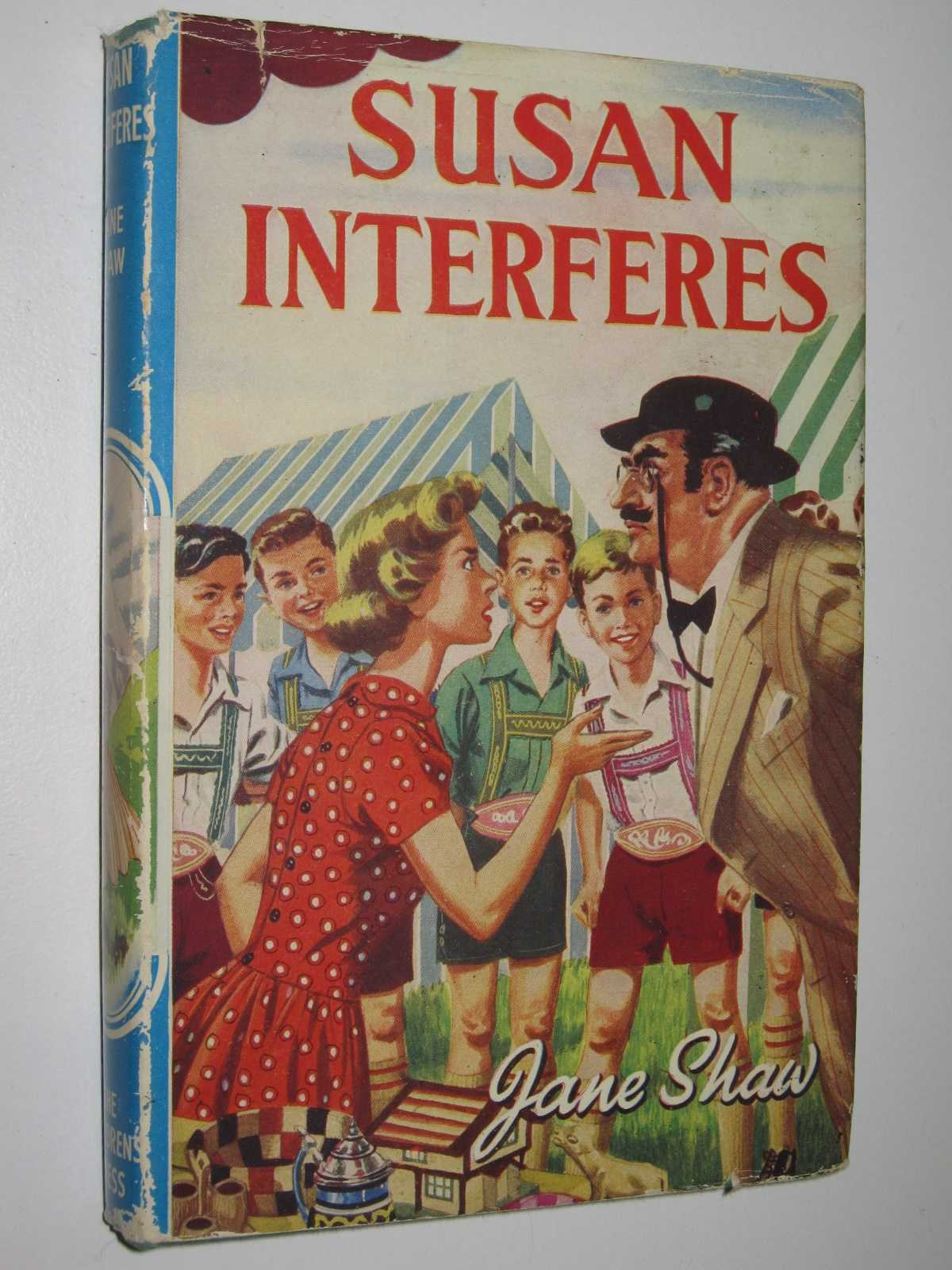 Image for Susan Interferes