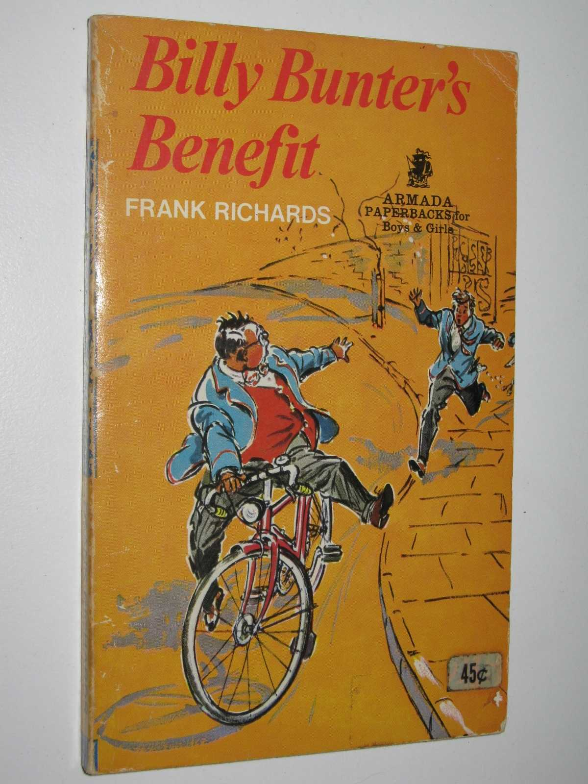 Image for Billy Bunter's Benefit