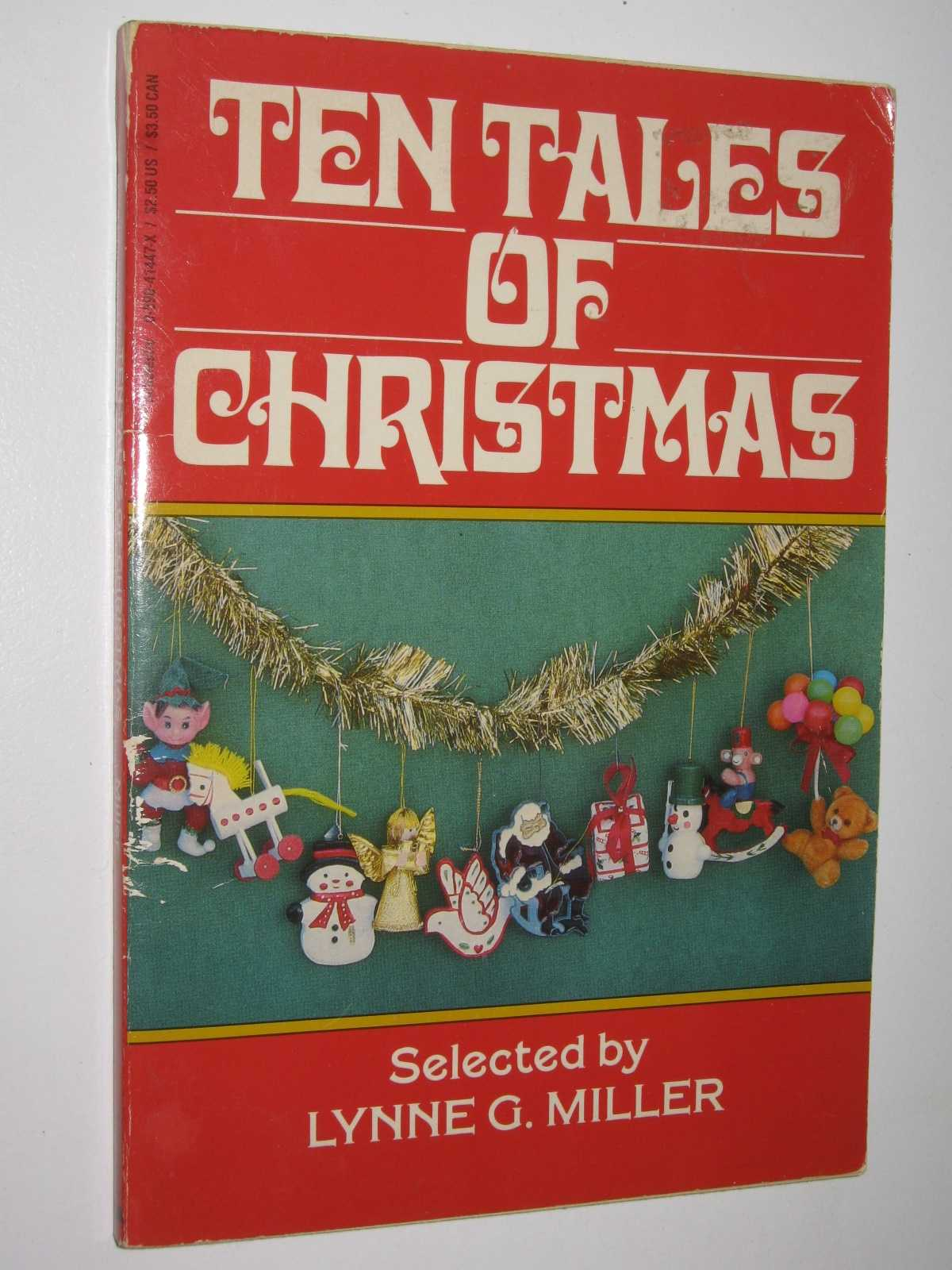 Image for Ten Tales Of Christmas