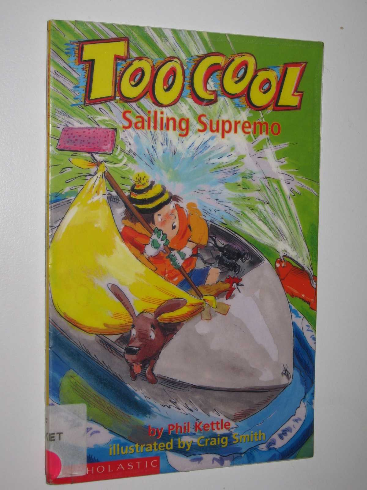 Image for Too Cool Sailing Supremo