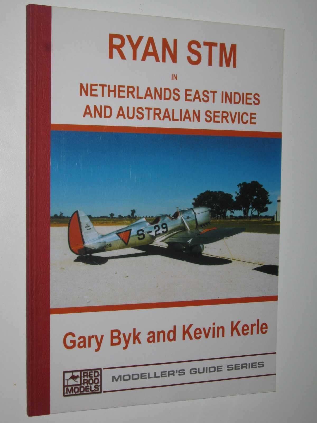 Image for Ryan STM in Netherlands East Indies and Australian Service - Modeller's Guide Series