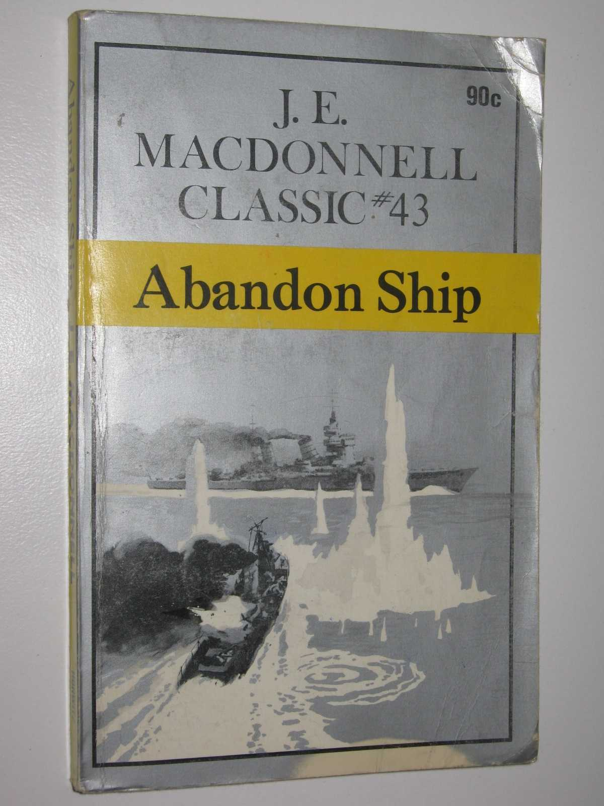 Image for Abandon Ship - Classic Series #43