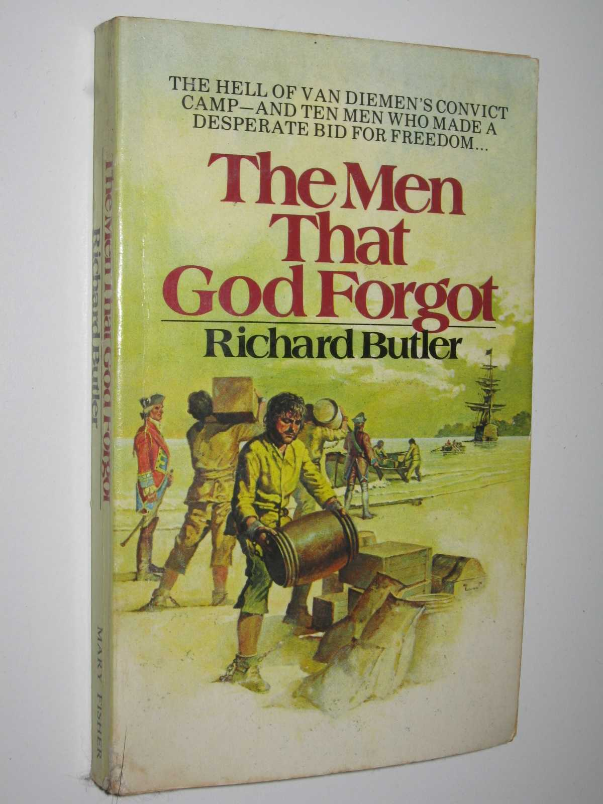 Image for The Men that God Forgot