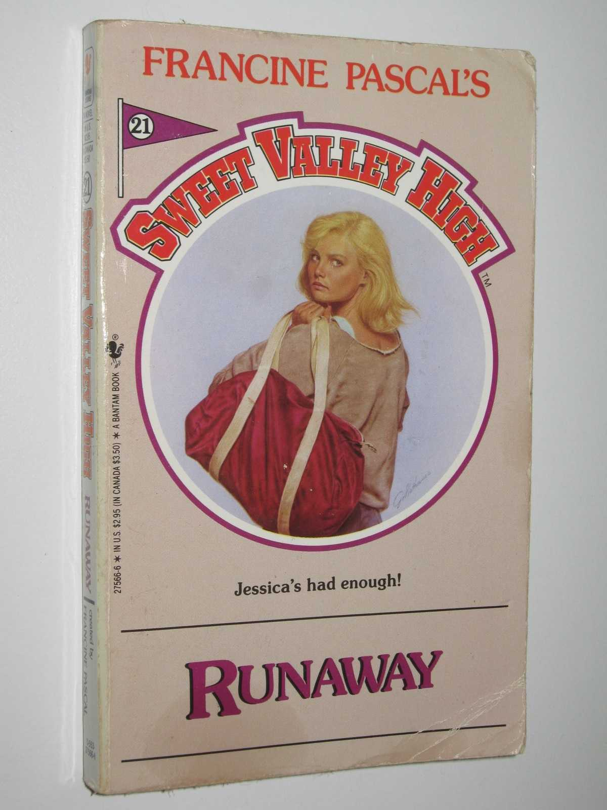 Image for Runaway - Sweet Valley High Series #21