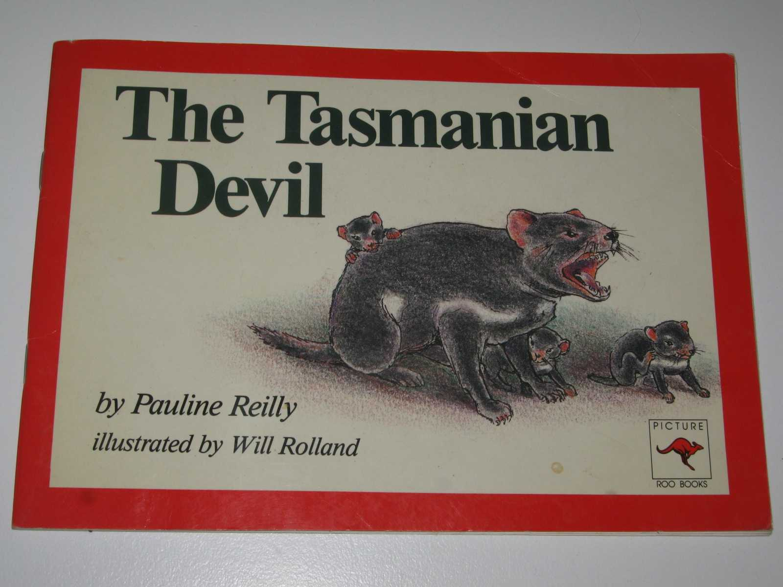 Image for The Tasmanian Devil - Picture Roo Series