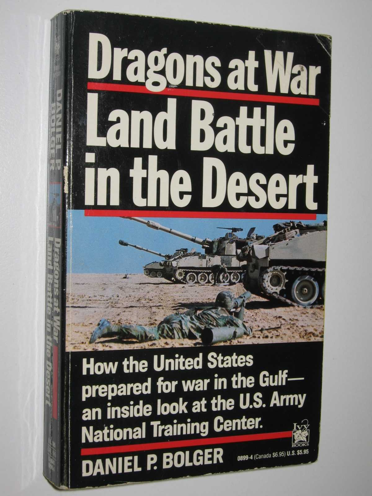Image for Dragons at War : Land Battle in the Desert