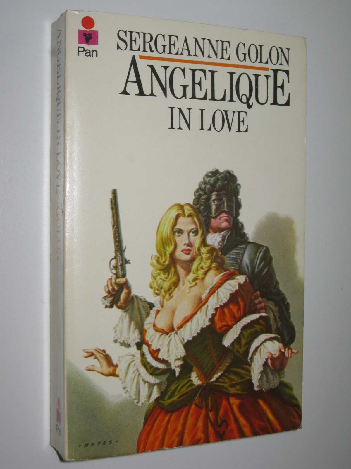 Image for Angelique in Love - Angelique Series #6