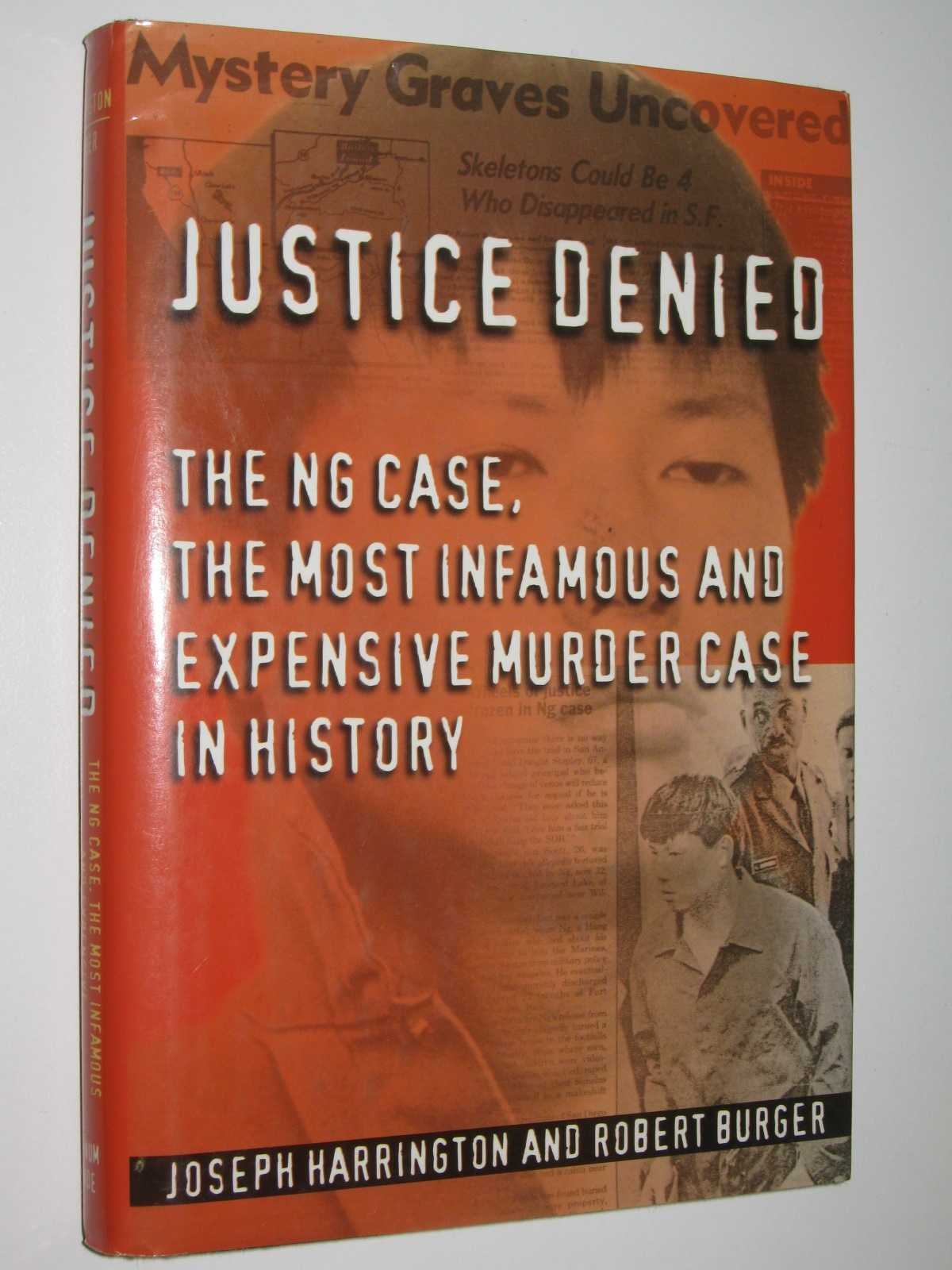 Image for Justice Denied : The Ng Case, the Most Infamous and Expensive Murder Case in History