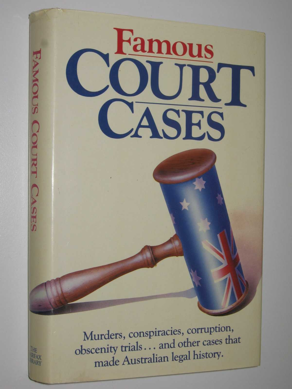 Image for Famous Court Cases