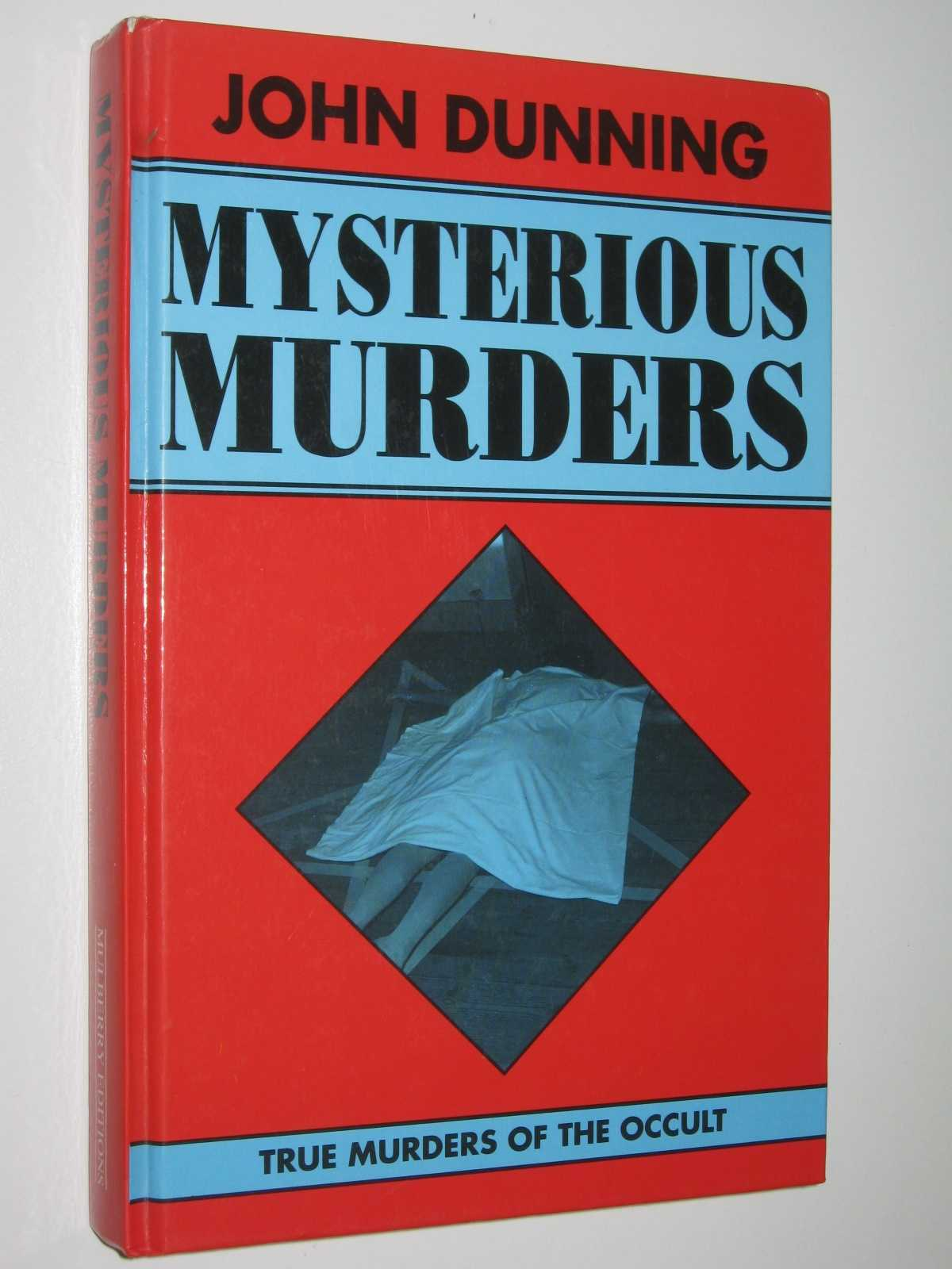Image for Mysterious Murders : True Murders of the Occult