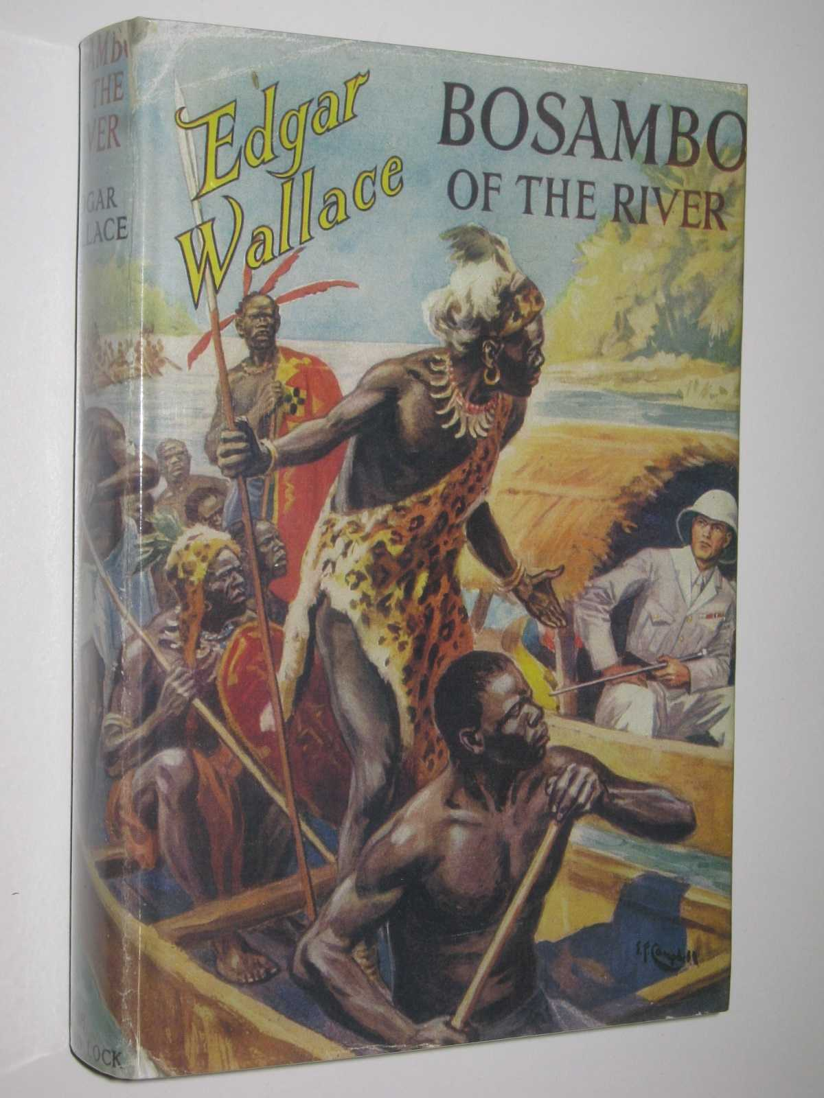 Image for Bosambo of the River - Sanders of the River Series #1