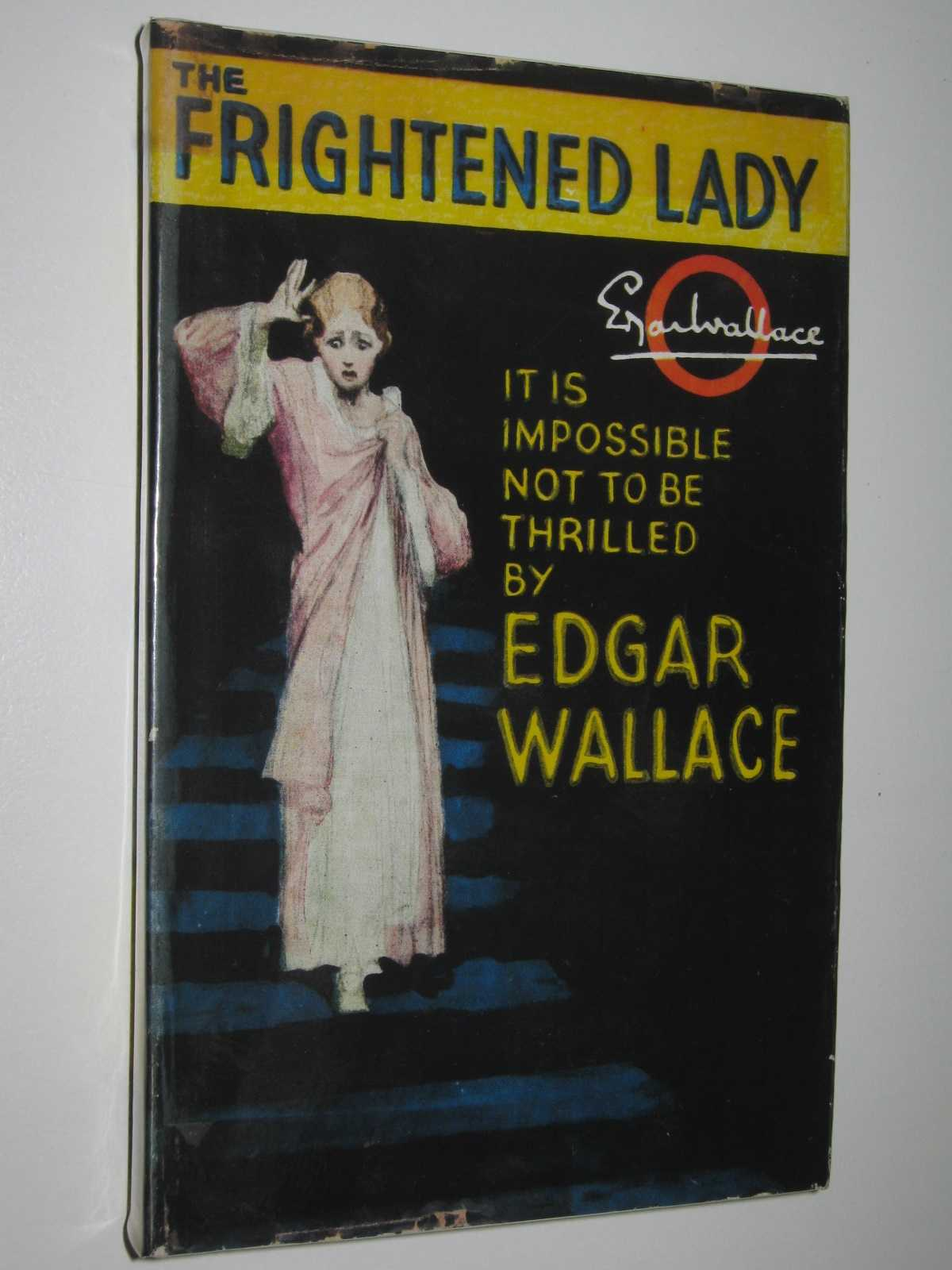 Image for The Frightened Lady