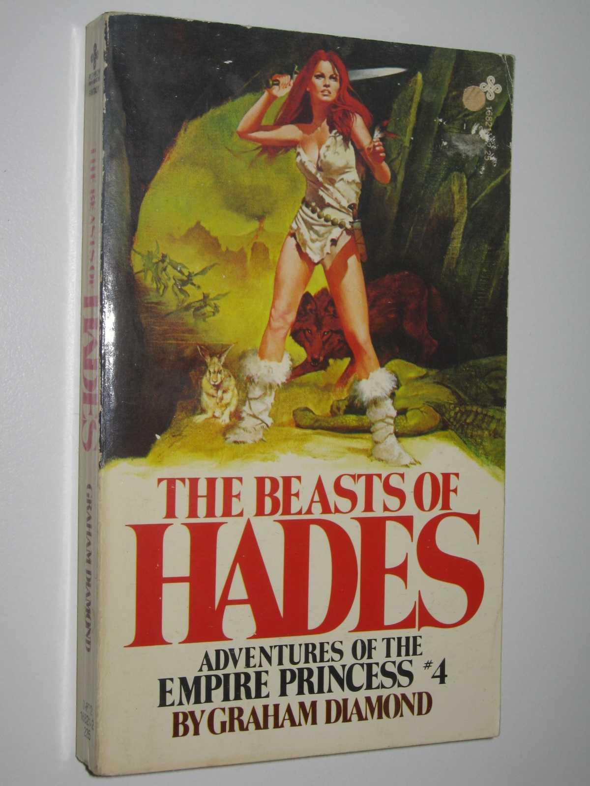 Image for The Beasts of Hades - Empire Princess Series #4