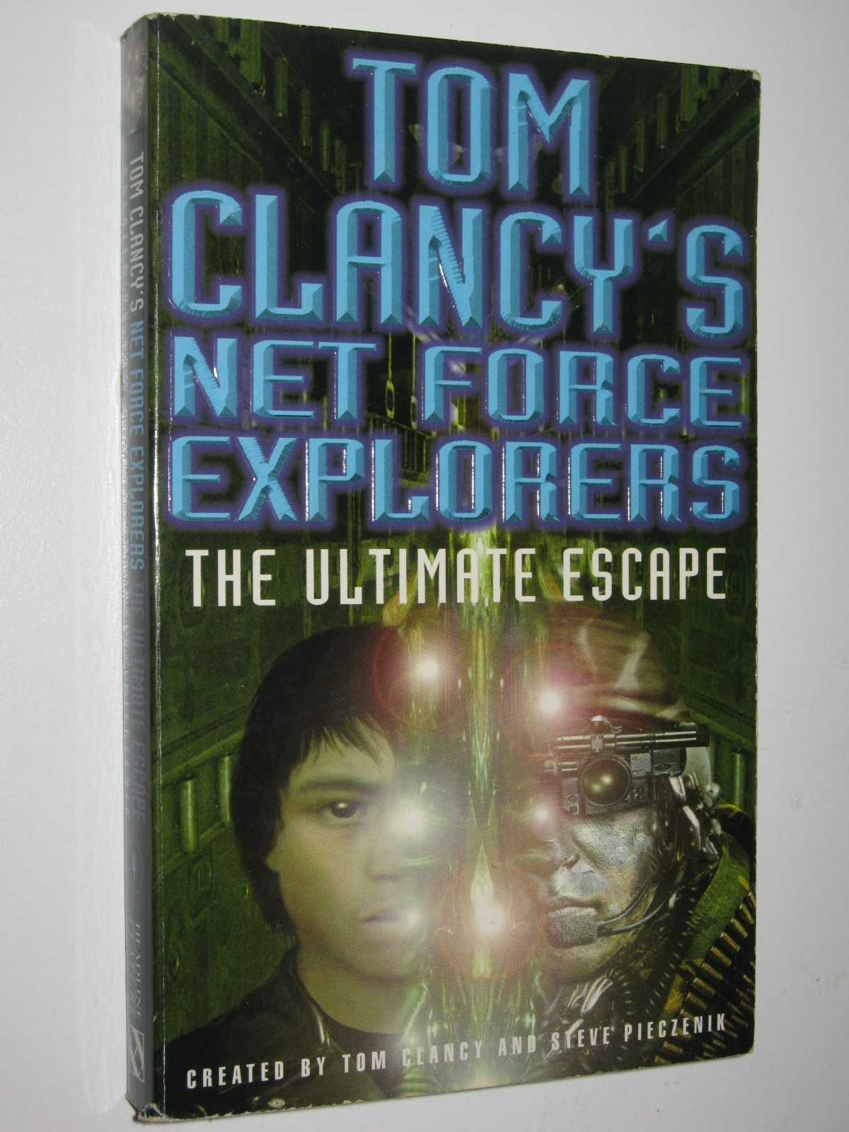Image for The Ultimate Escape - Netforce Explorers Series #4