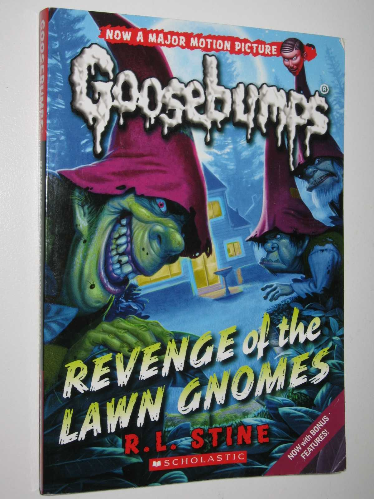 Image for Revenge of the Lawn Gnomes - Goosebumps Series #34