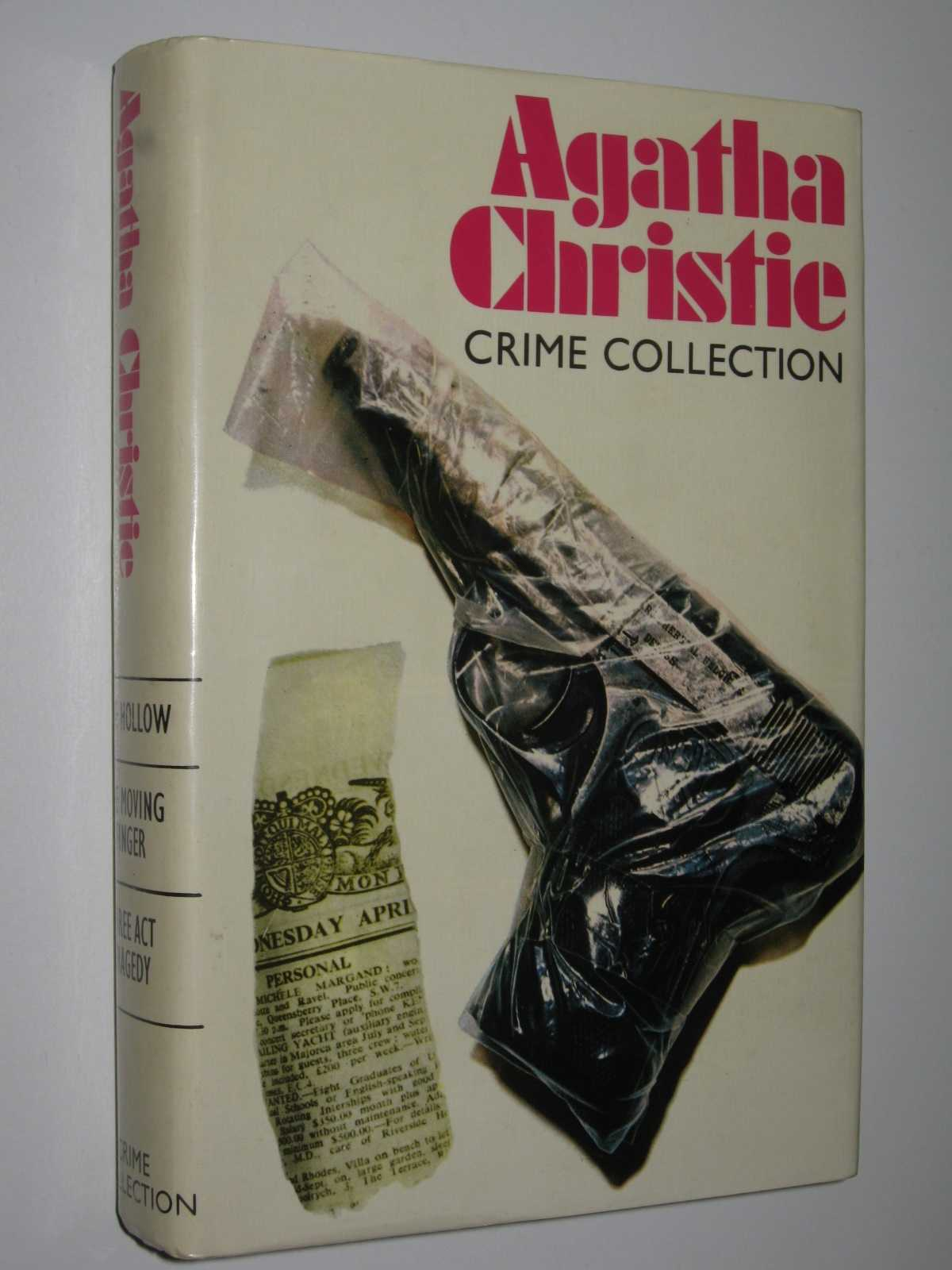 Image for The Hollow + The Moving Finger + Three Act Tragedy - Agatha Christie Crime Collection Series #4