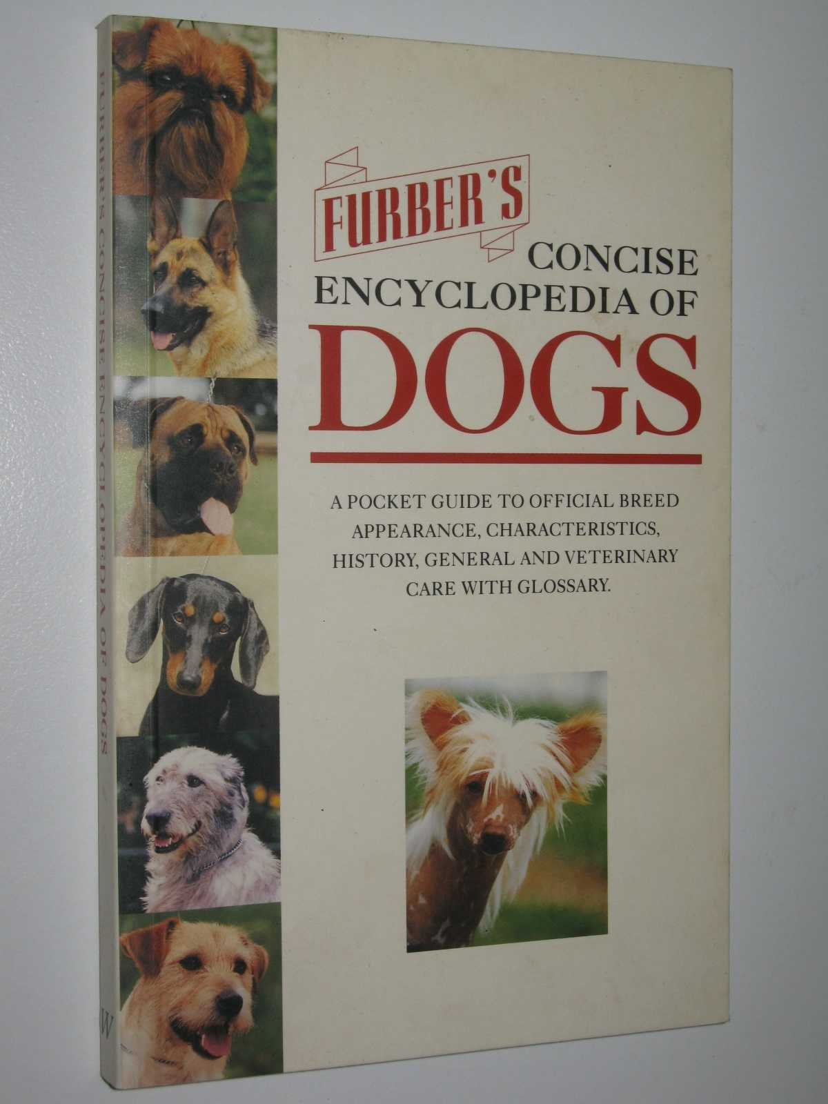 Image for Furber's Concise Encyclopedia of Dogs