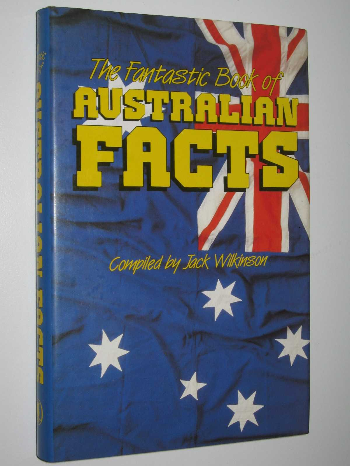 Image for The Fantastic Book of Australian Facts