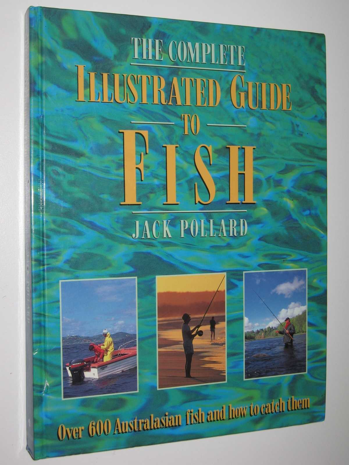 Image for The Complete Illustrated Guide to Fish : Over 600 Australasian Fish and How to Catch Them