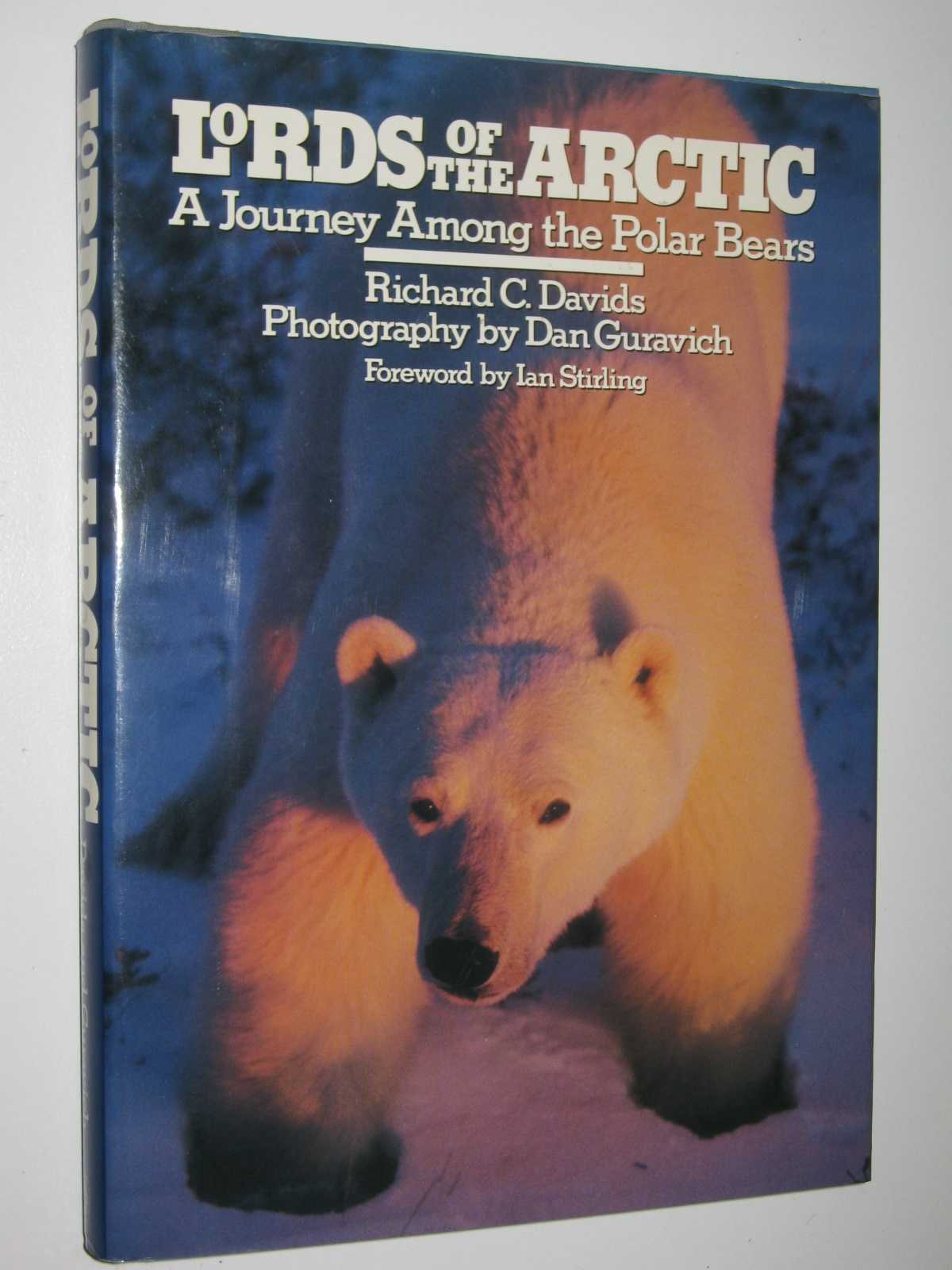 Image for Lords of the Arctic : A Journey Among the Polar Bears