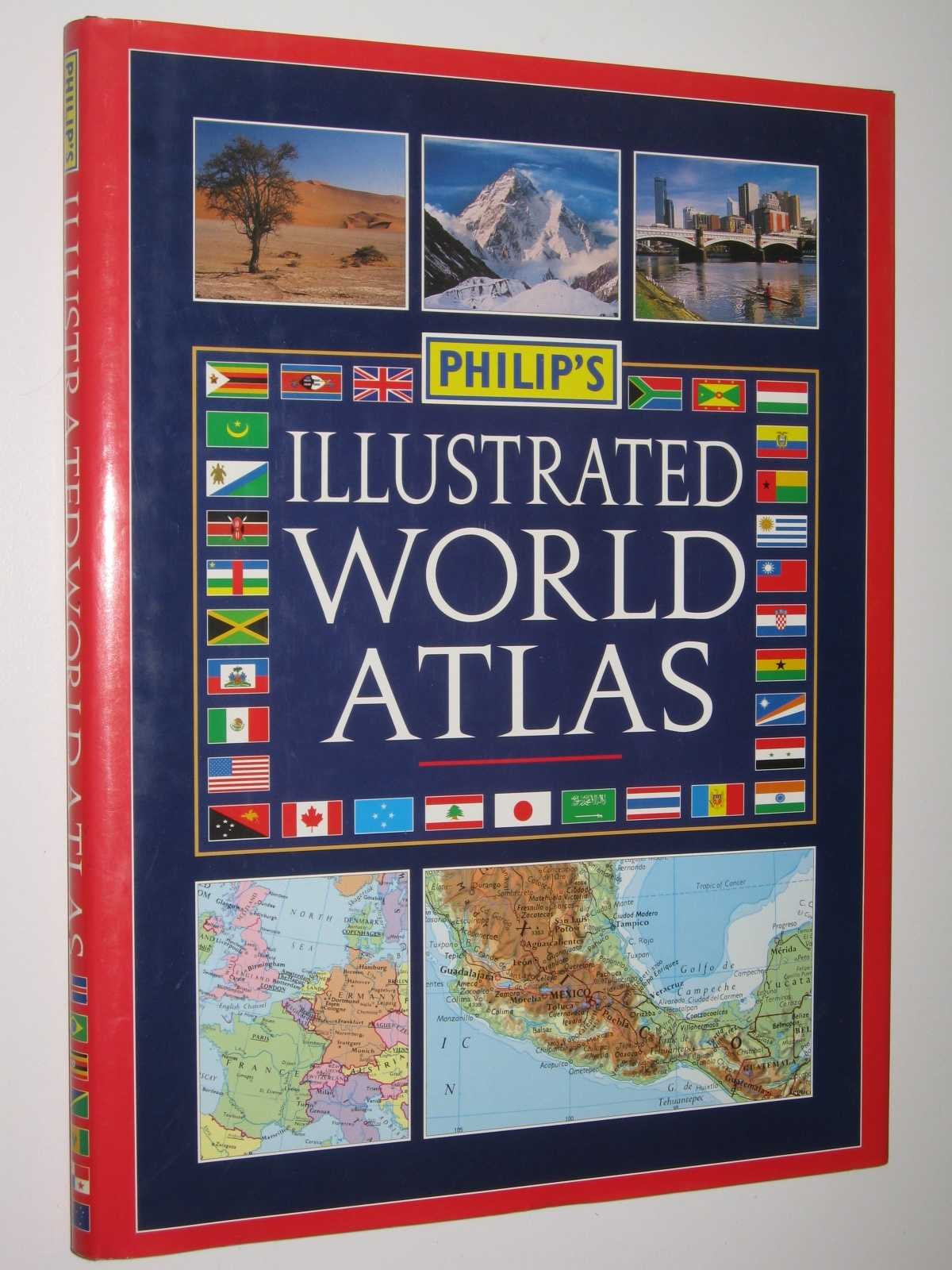 Image for Philip's Illustrated World Atlas