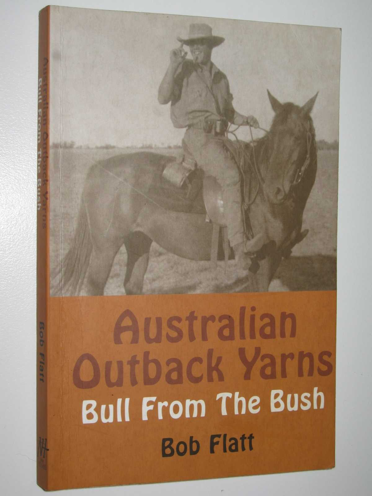 Image for Australian Outback Yarns : Bull From the Bush