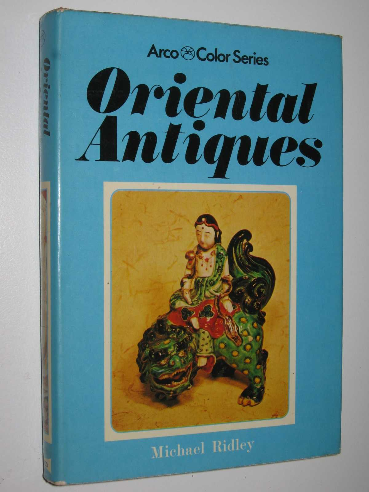 Image for Oriental Antiques in Color