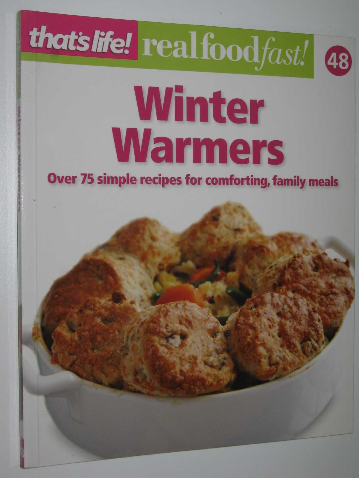 Image for Winter Warmers - Real Food Fast! Series #48