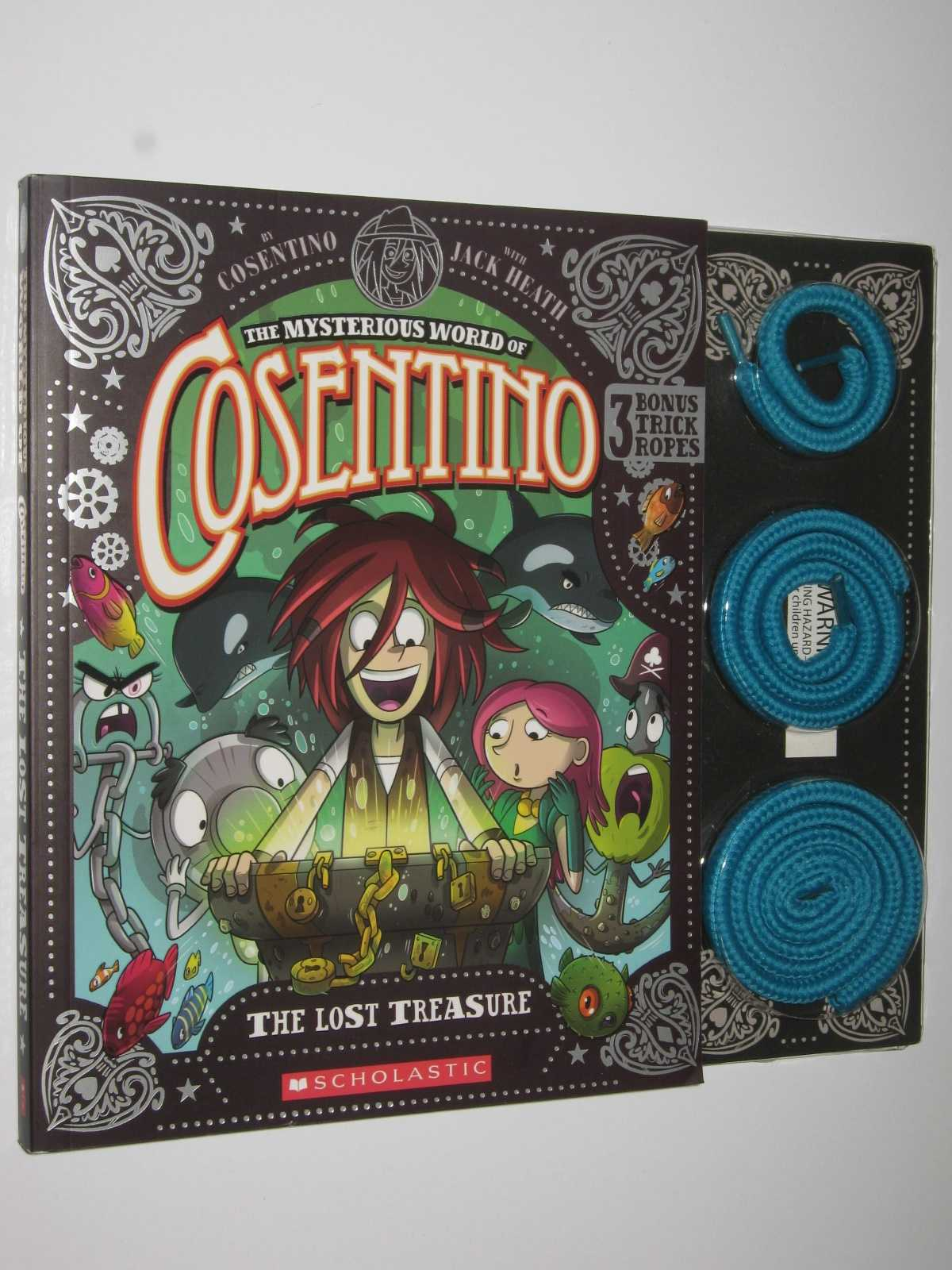 Image for The Lost Treasure - The Mysterious World of Cosentino Series