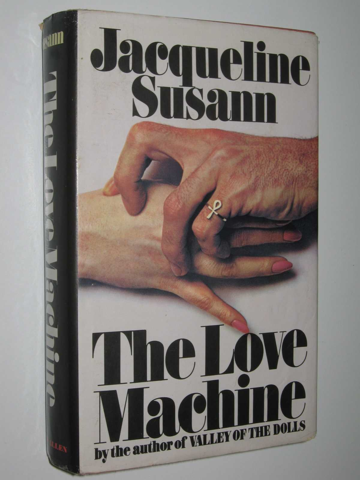 Image for The Love Machine