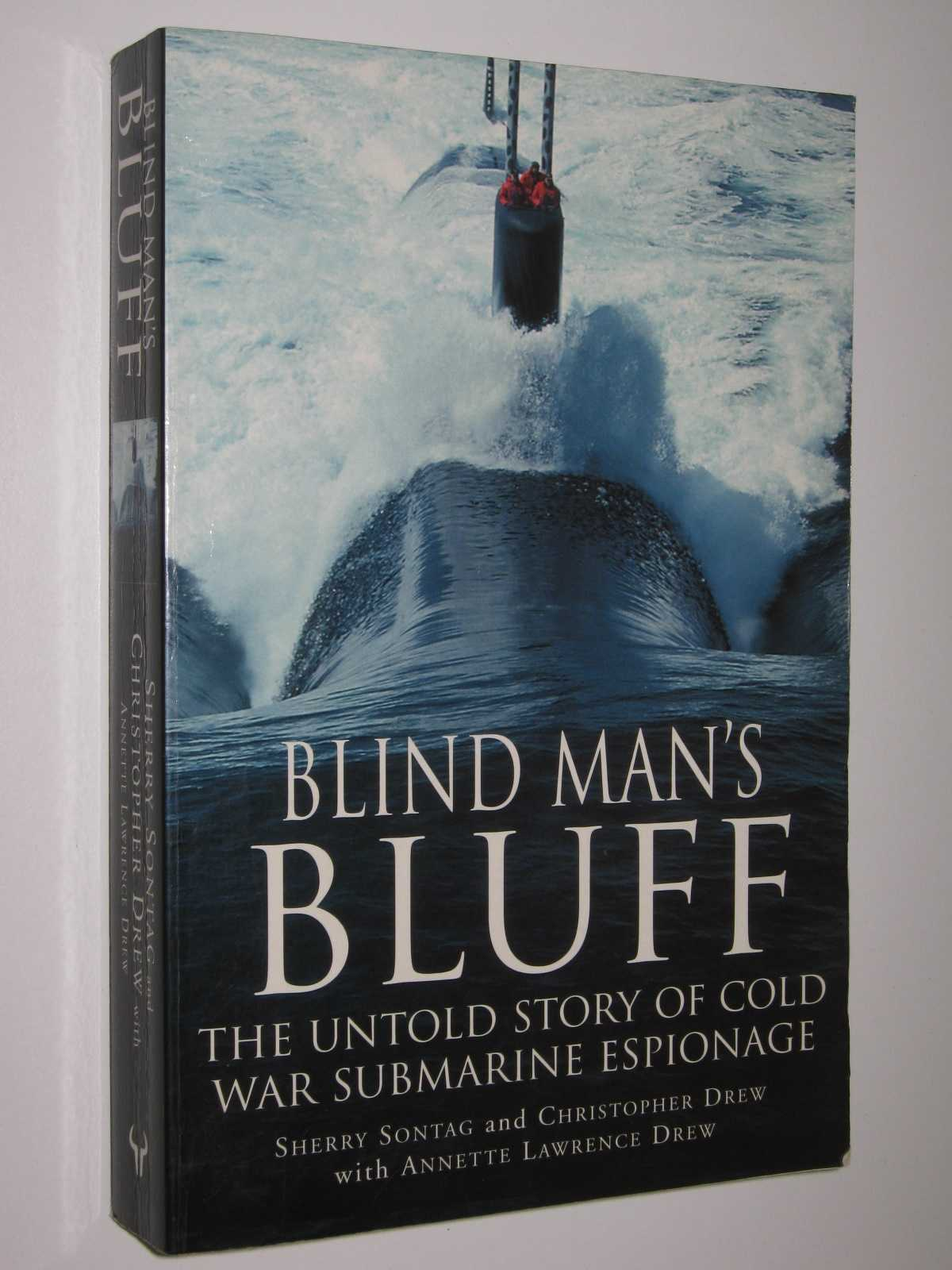 Image for Blind Man's Bluff : The Untonld Story f Cold War Submarine Espionage